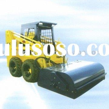 Skid Steer Loader Attachment-Sweeper