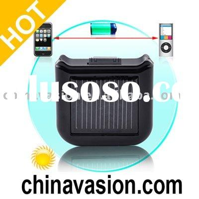 Solar Battery Charger for iPhone, iPod, LG, Nokia, Motorola...
