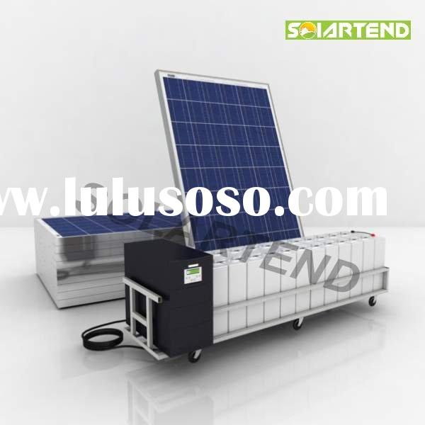 Solar Power System off-grid solution