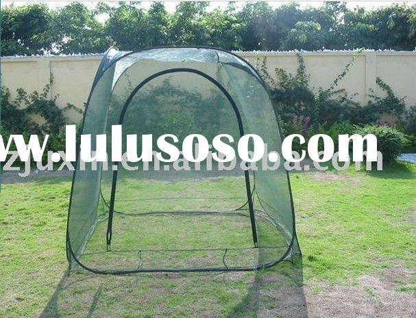 Steel Wire Pop-Up Screen House,screen house tent