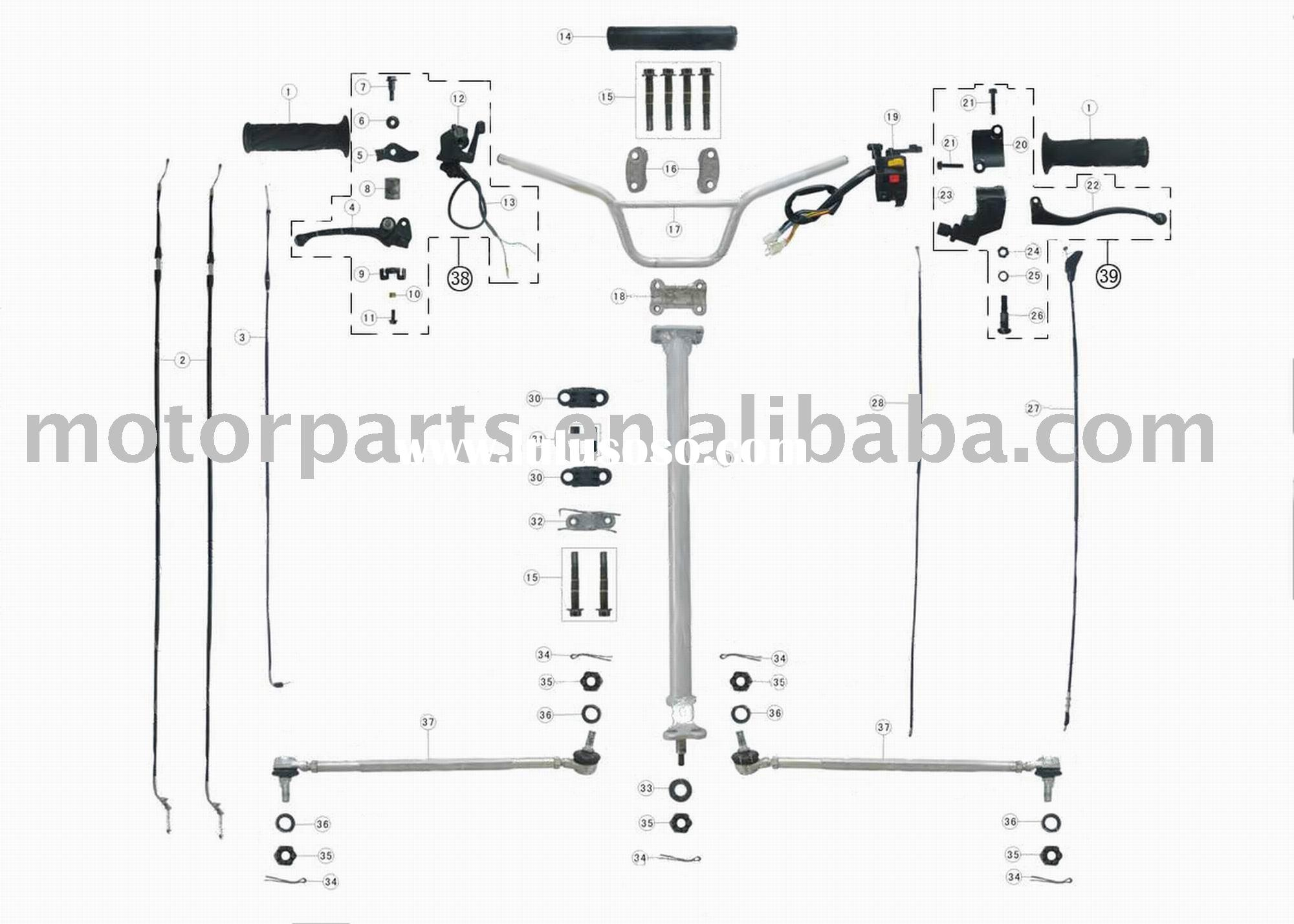 Taotao 200cc Atv Parts besides Taotao 50cc Scooter Fuse Box Location in addition Loncin 250 Atv Wiring Diagram 6 Wire moreover Moottorit in addition Vacuum Fuel Pump For Atv. on 50cc atv wiring diagram