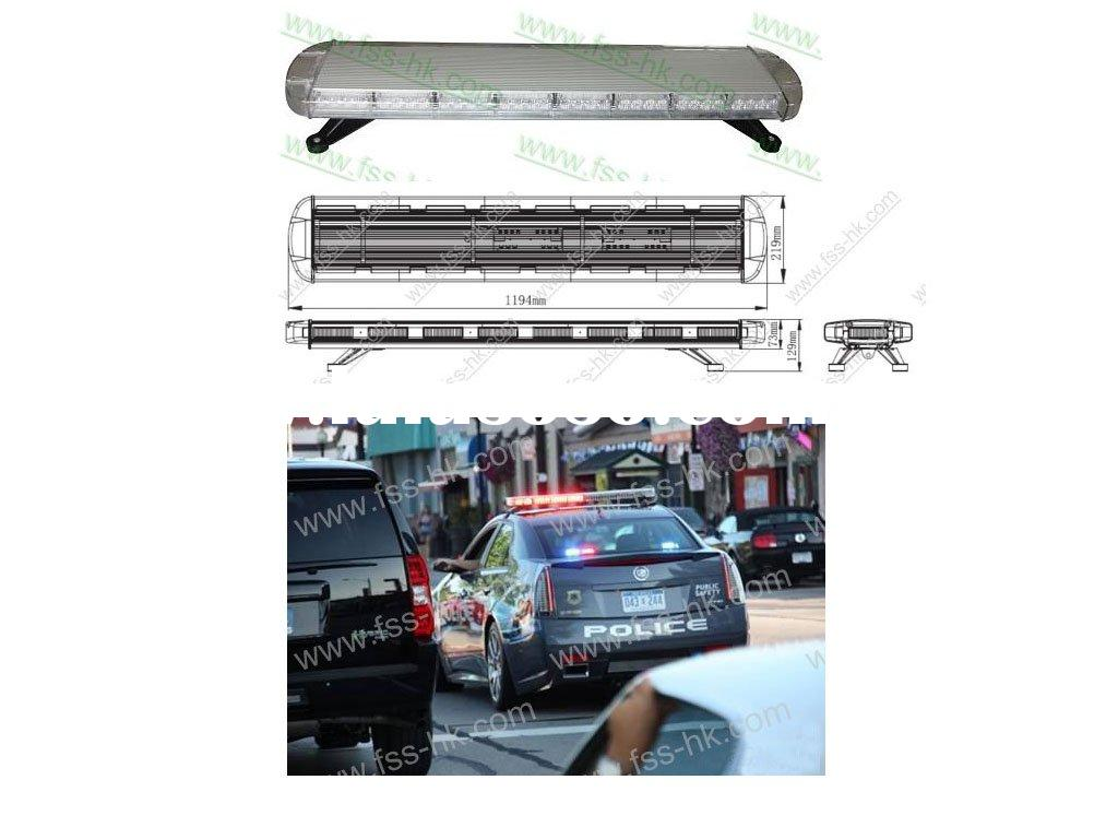 TBD-GA-8401H high power LED auto warning light bar