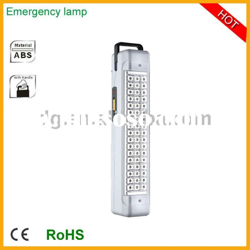 TD886L-51, rechargeable led emergency light,wall mounted, test function bottom, with CE,Rosh