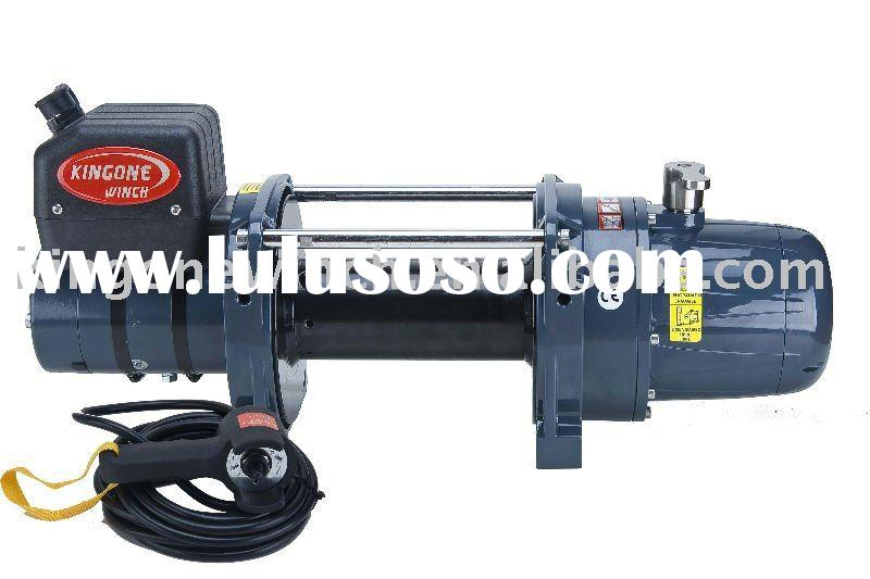 TDS-20.0C heavy duty car winch