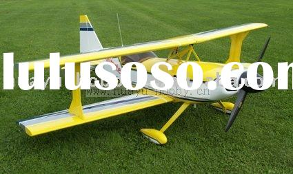 TOC Ultimate 150CC rc airplane balsa-made petrol engin power radio control toy model