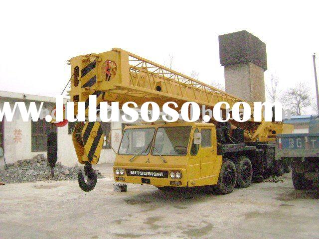 Tadano TG400E 40T Used truck crane Japan Nissan engine