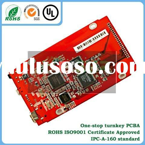 Turnkey PCBA Function Test One Year Warranty ROHS UL camera circuit board