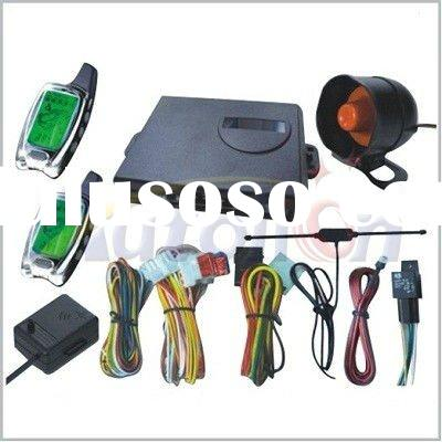 Two Way Magical Car Alarm System With Remote Engine Start/Starter CLT-0203