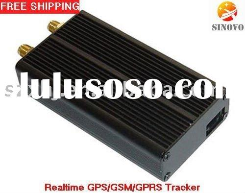 Universal Vehicle GPS tracker for car and fleet management
