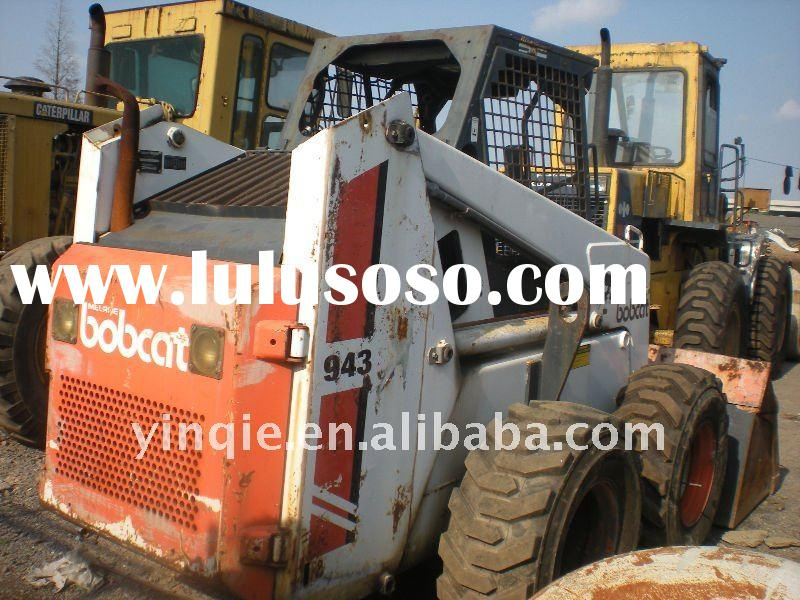 Used Skid Steer bobcat 943 loader