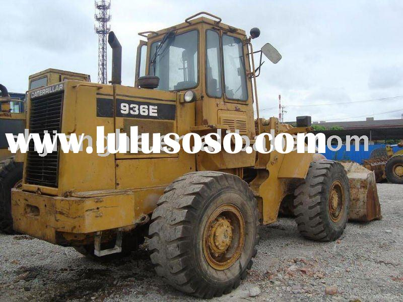 Used caterpillar wheel loader cat 936E for sale
