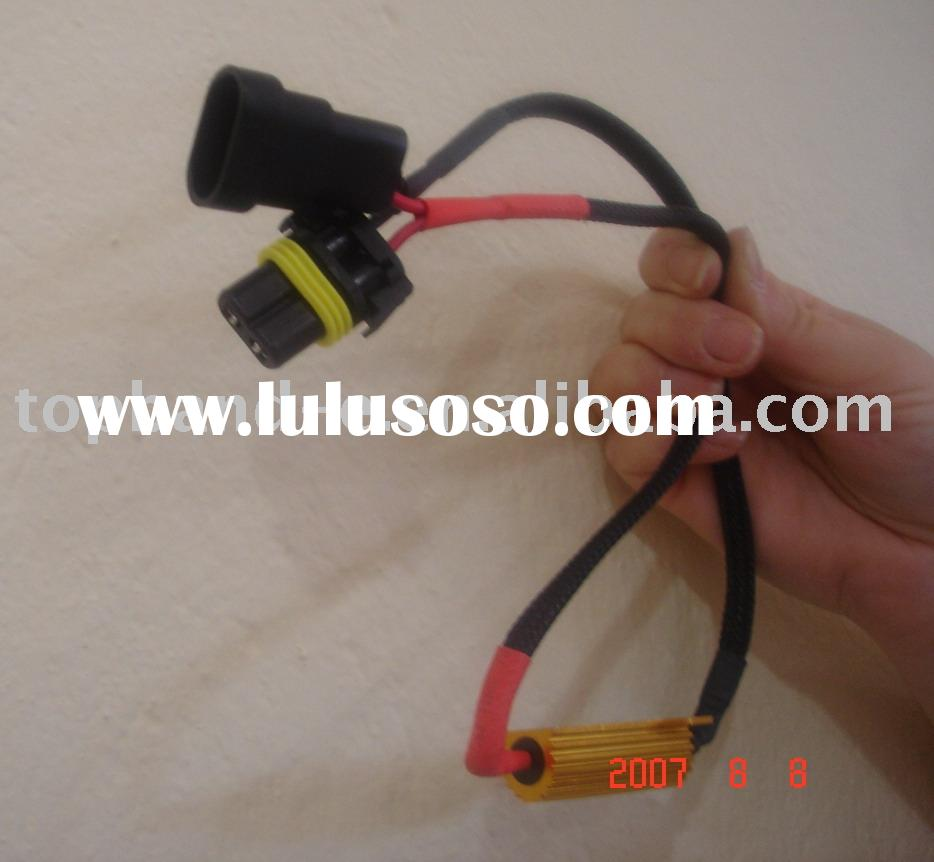 Warning light canceler for HID Conversion kits