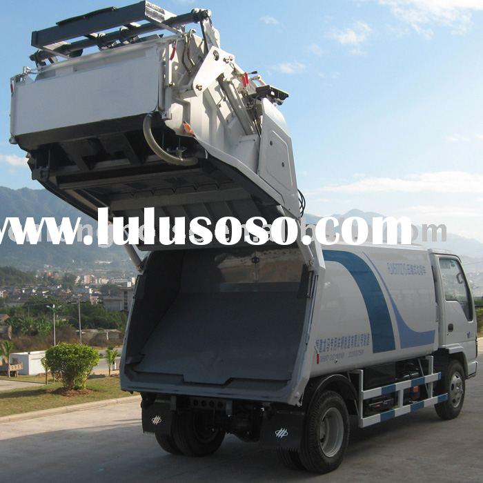 Waste Treatment/Waste Truck/Waste Management