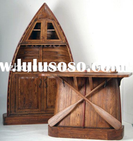 Wooden boat bar/Bar Furniture/Pub Bar Furniture/Wooden Bar Furniture,drinks cabinet