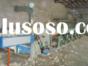 Yarn Waste Processing Complete Equipment