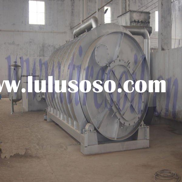 Yongle used plastic oil recycling equipment