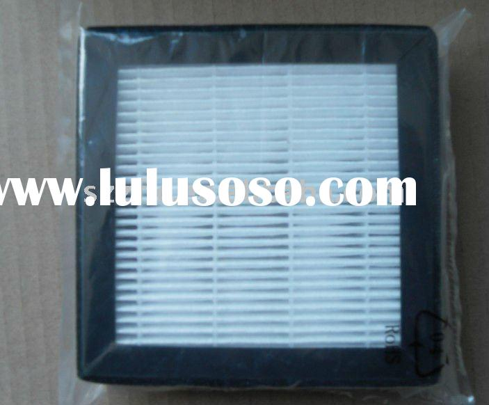 air conditioning filter media washable HEPA carbon air filter media