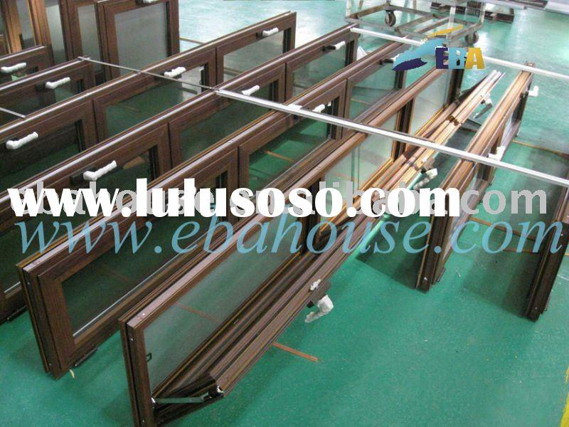 aluminum hung window,double glass window,roof window