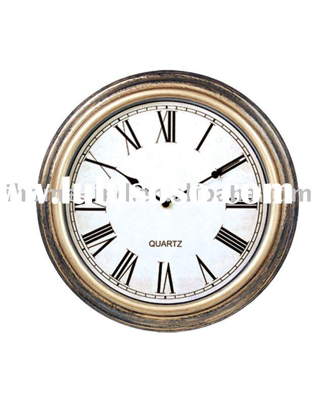 antique clocks wall for decorative