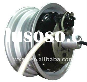 brushless hub motor 7000w for electric car