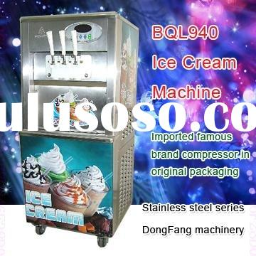 commercial ice cream machine BQL940 ice cream vending machines