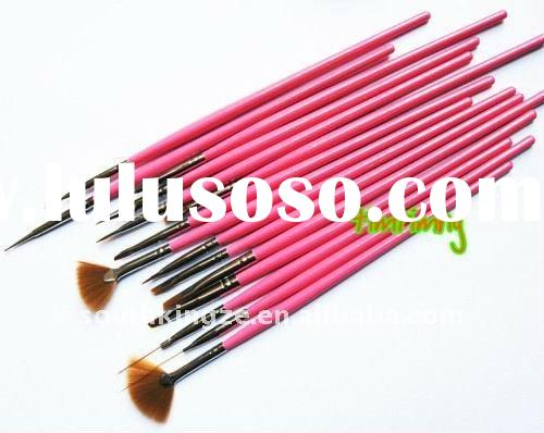 desinged nail polish art brush
