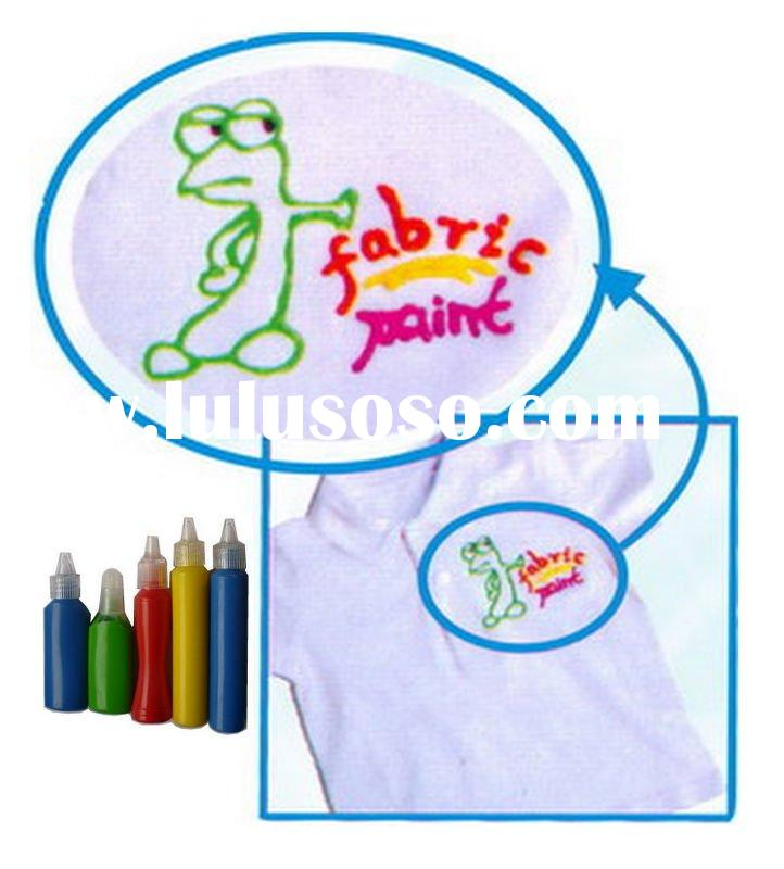 fabric paint for children to draw