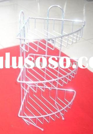 galvanized wire shelving