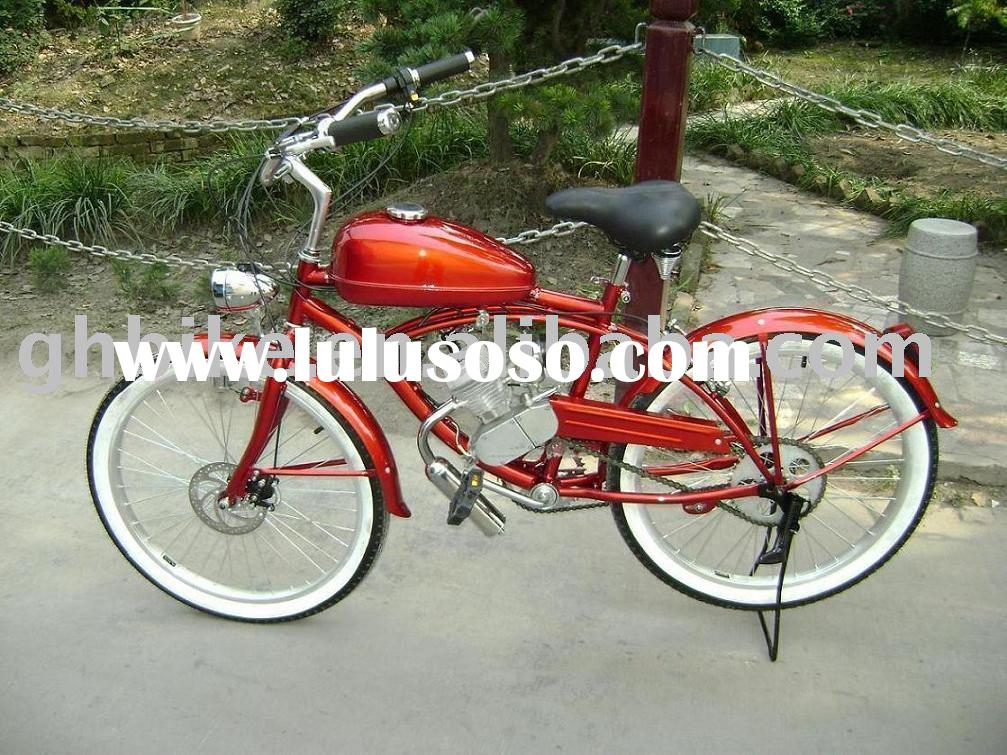 gas motor engine bicycle
