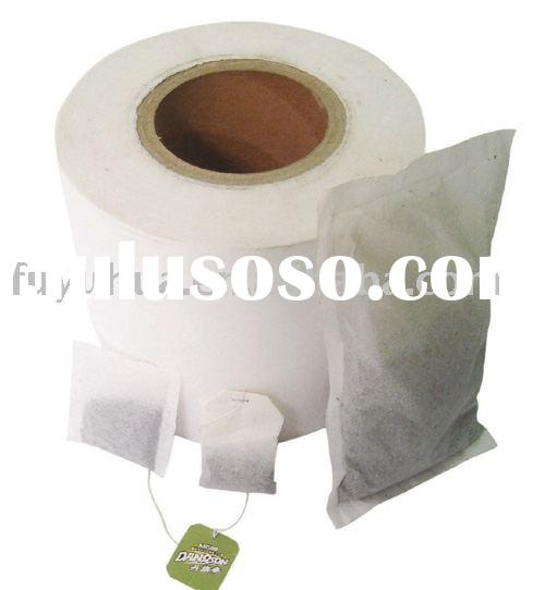 heatseal tea bag filter paper