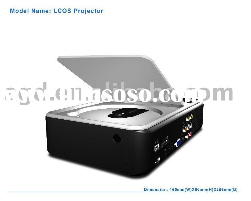 home theater projector, built-in DVD Player, multimedia projector HDMI, TV, DVD