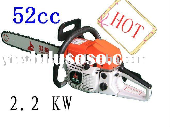 hot / new style 52cc gas chainsaw /popular chain saw