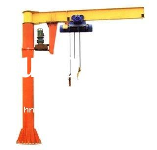 jib crane with traveling Wire Rope electric hoist 1 ton,2 ton,3 ton,5 ton,