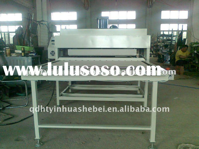 large sublimation machine