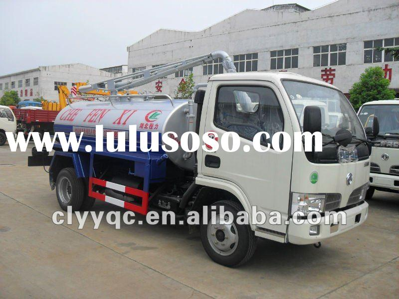 mini Fecal suction truck for sale