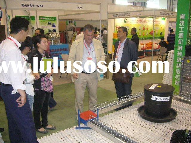 modern agricultural equipments of poultry raising equipment
