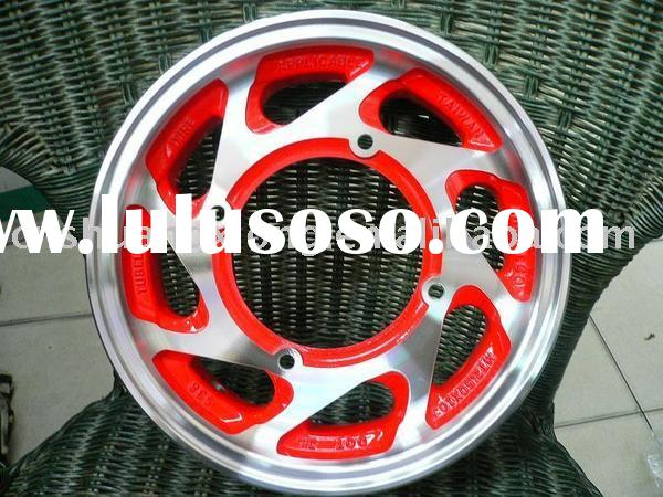 motor scooter wheel rim