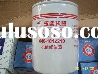 oil filter for Yuchai engine YC6108 /640-1012210