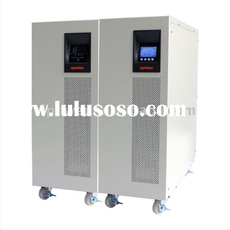 online uninterrupted power supply with cold start function and short circuit protection