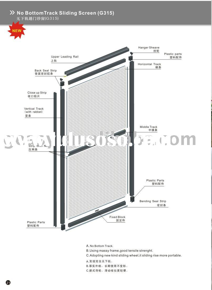 Sliding Patio Doors Insect Screens 807 x 1102