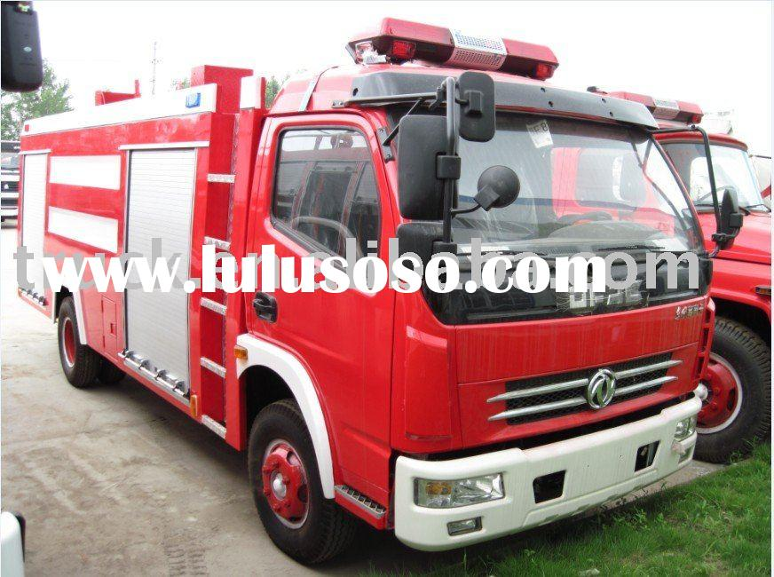 small size water - foam fire truck ,fire fighting truck,fire engine