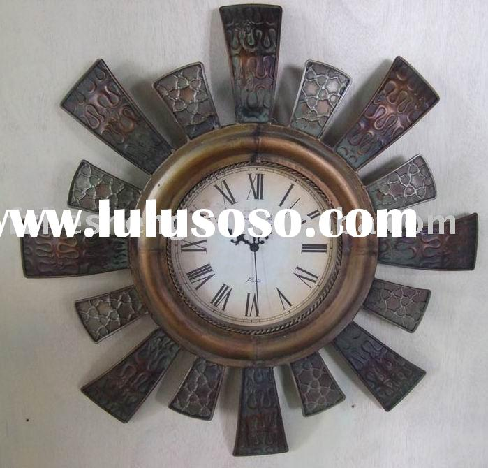 shaped wall clock shaped wall clock manufacturers in