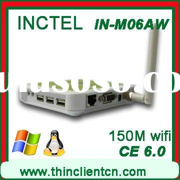 thin client windows with win 7,2008, linux ubuntu,redhat,vmware, rdp win.ce 5.0 6.0 with CPU applied