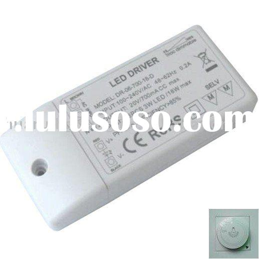 triac dimmable led lighting driver 18W