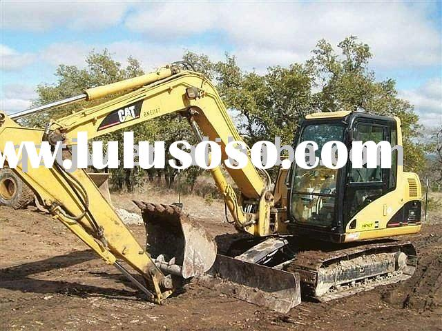 used caterpillar 307 mini excavator