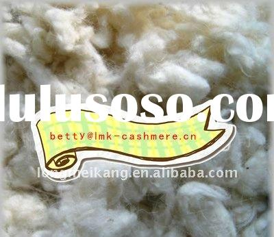 wool waste/goat hair waste