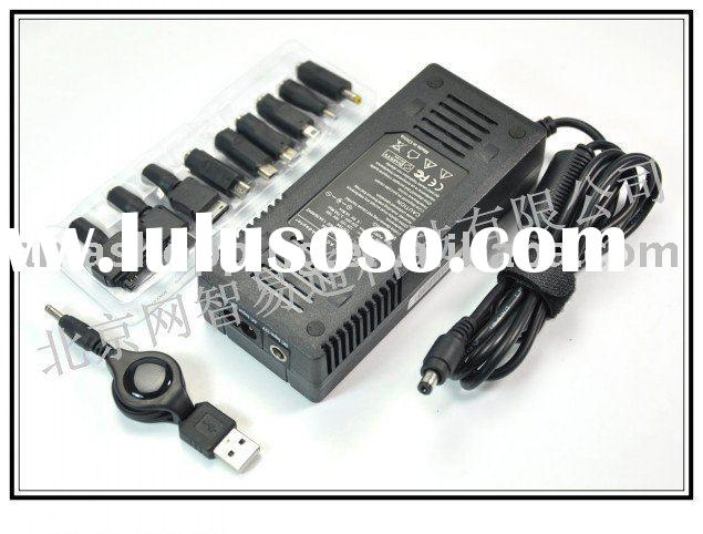 120W Universal Notebook adapter with 12 kinds of tips
