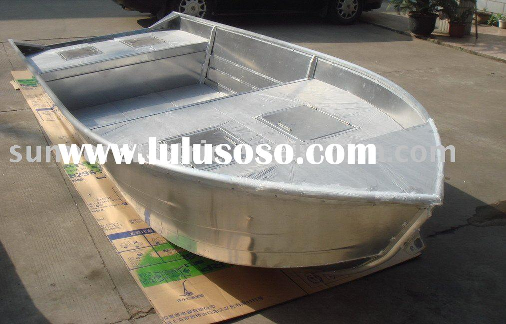 Roks Boat : Access Aluminium kit boat plans