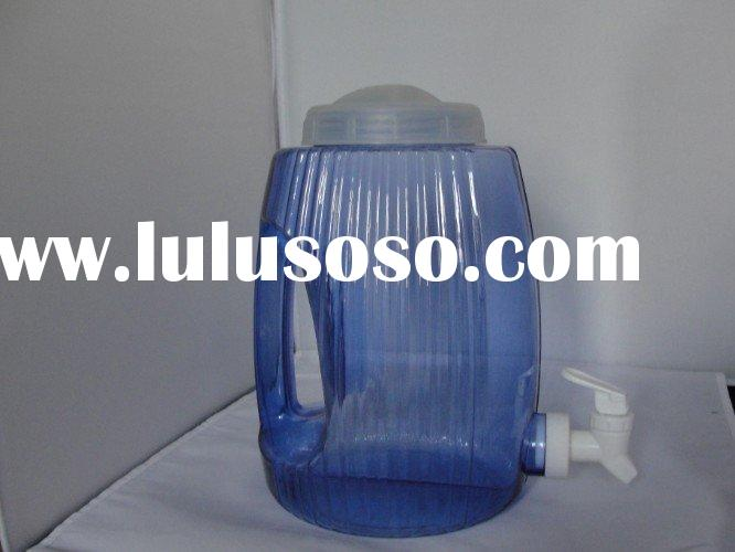 1 gallon spigot plastic water bottle