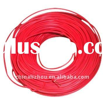 1mm pvc insulation electrical/electric multi core copper conductor stranded flexible RV wire cable R